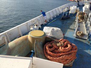 sea staff - Bordleben auf Weltreisen